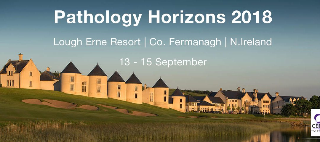 Pathology Horizons is coming to N.Ireland