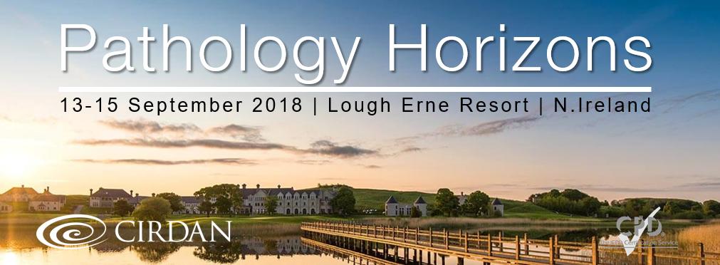 Pathology Horizons 2018