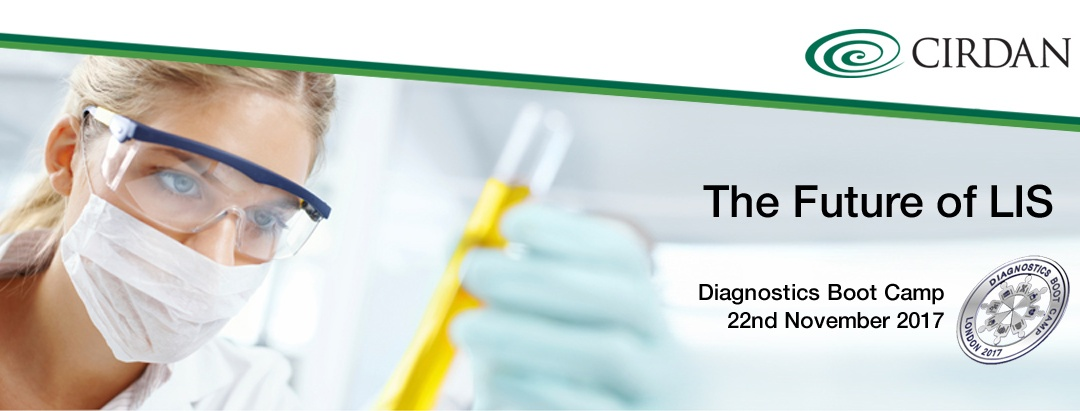 Learn about 'The Future of LIS' at Diagnostics Boot Camp