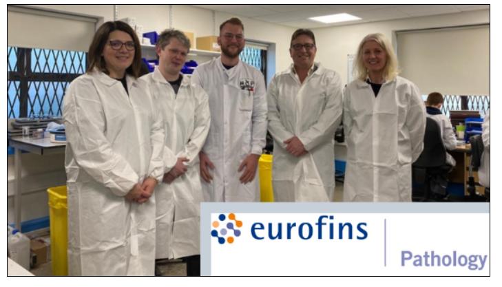 Cirdan Wins Eurofins Pathology Cloud-based LIS contract