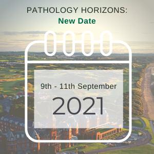 Pathology Horizons Postponed Until 2021