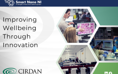 Cirdan joins local industry leaders in Smart Nano NI consortium led by Seagate Technology in a bid to win major funding for Northern Ireland