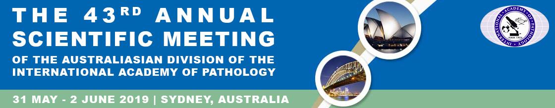 Annual Scientific Meeting 2019- ADIAP
