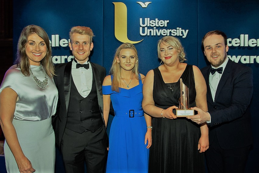 Cirdan Scoops Ulster University Excellence Award